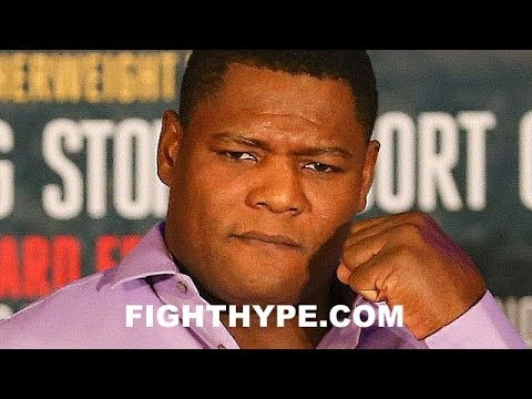 """WILDER SOUNDS NERVOUS; HE F*CKED UP"" - LUIS ORTIZ WARNS DEONTAY WILDER ""BE CAREFUL"" TALKING KO"