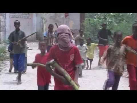 Somalia's children under attack