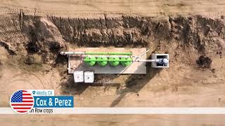 Integrated Irrigation Management Solutions, Project Reference