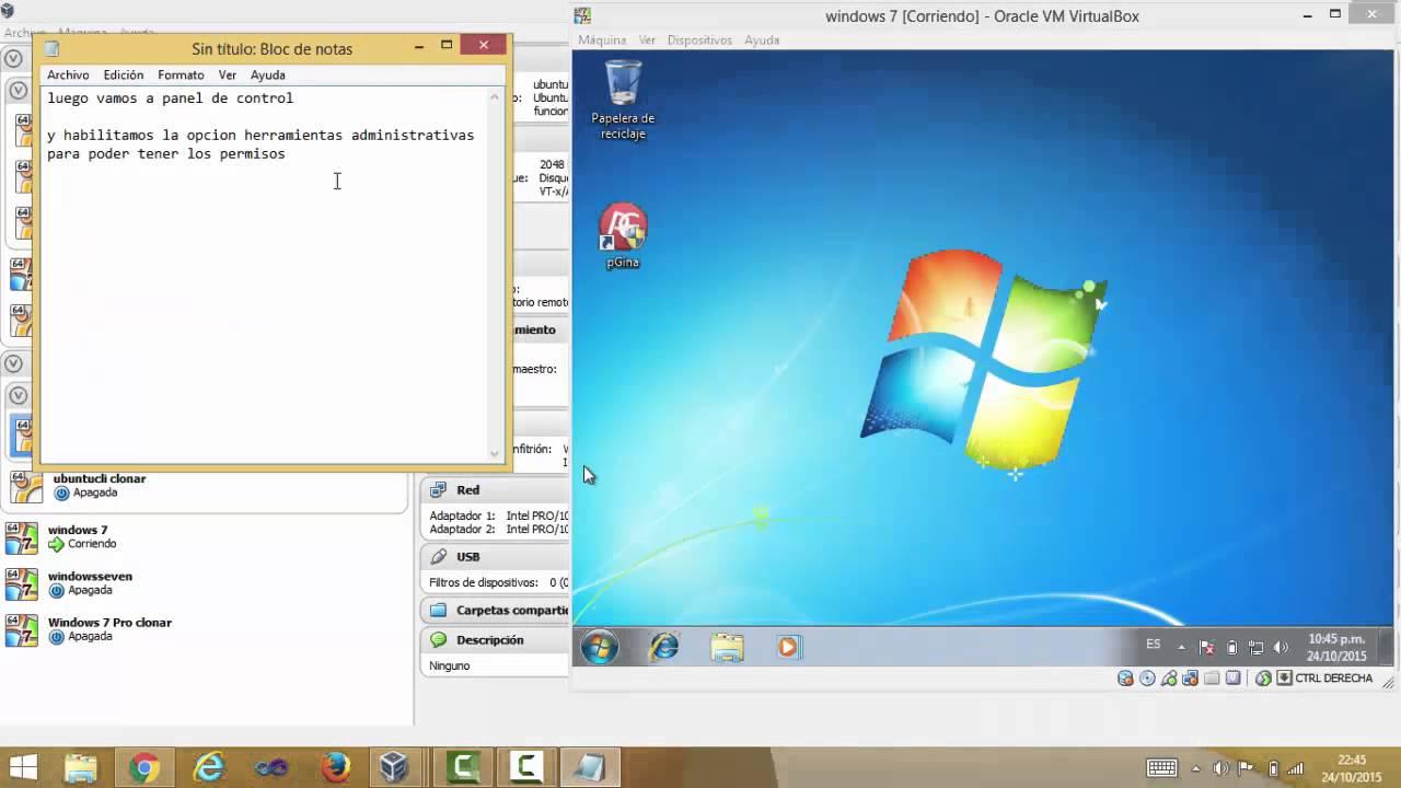 ldap con windows7