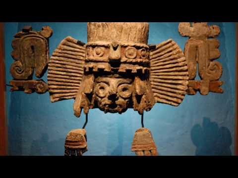 Ancient Aztec Artifacts