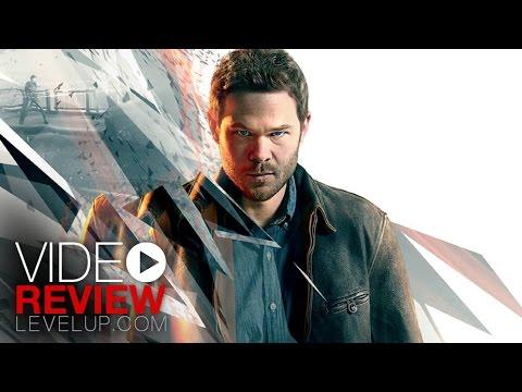 VIDEO RESEÑA: Quantum Break