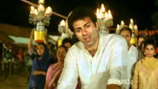 Tera Bhagwan Rakhwala - Sunny Deol - Sanjay Dutt - Krodh - Laxmikant Pyarelal - Hindi Song