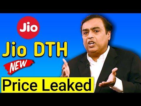 Jio DTH Package ₹200 & ₹400 | Jio DTH/JioHomeTV/ Jio LTE-Broadcast