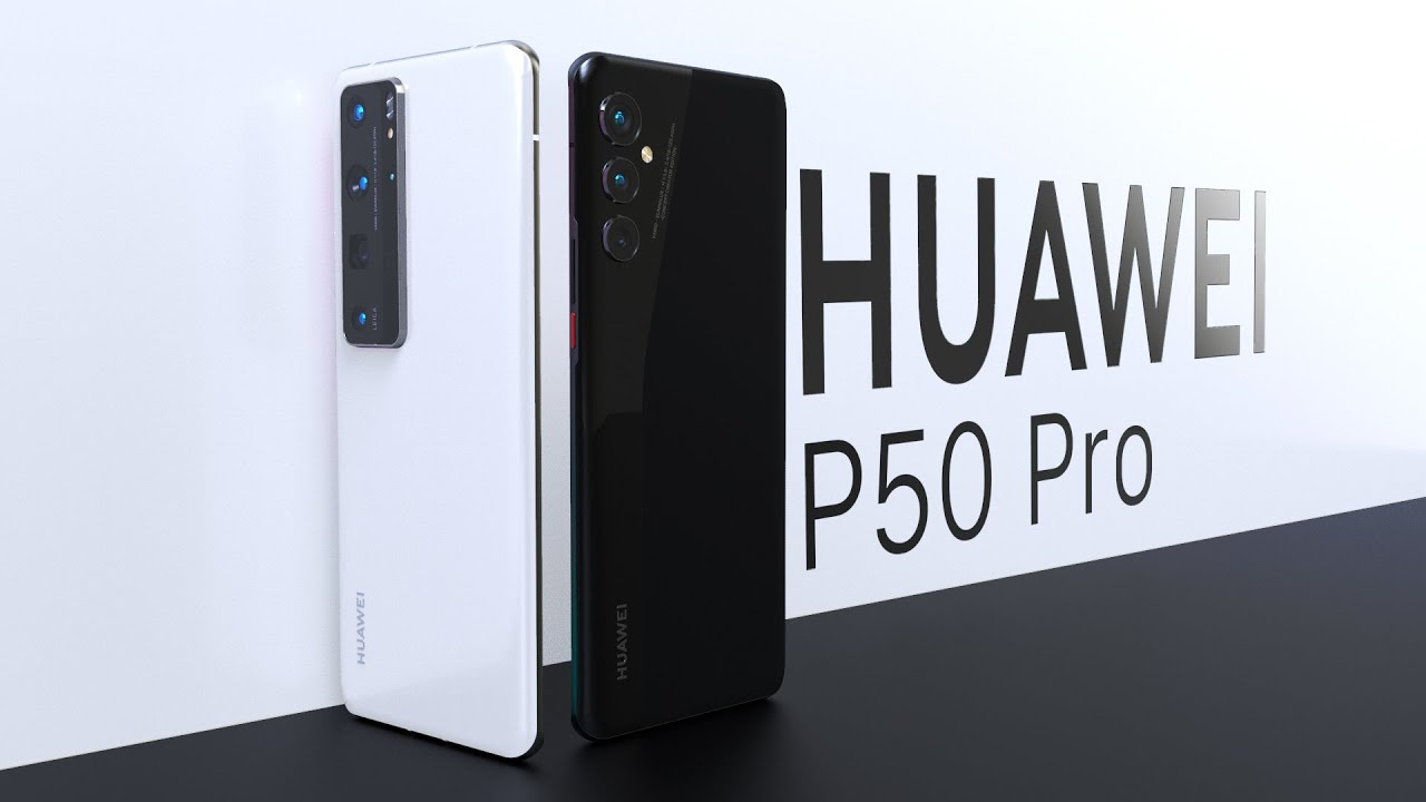 Huawei P50 Pro Introduction