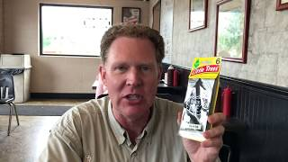 """Thoughts on the Little Trees brand """"Black Ice"""" car air freshener."""