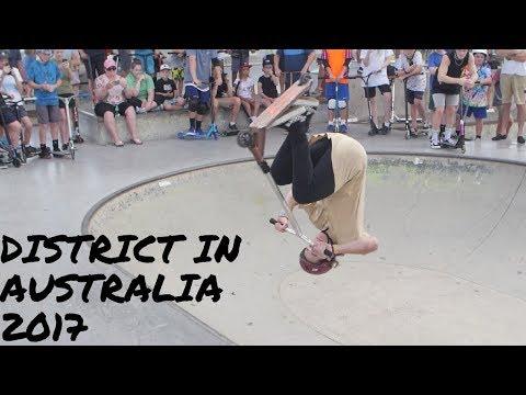 District in Australia 2017