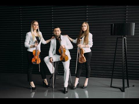 Trio Stradivarius (Samvel Mkhitaryan) - Oblivion (Astor Piazzolla)