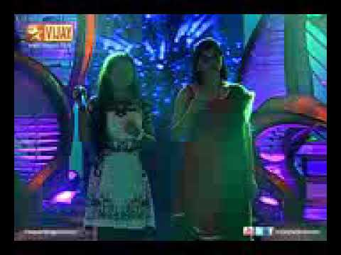 Chinmayi awesome performance with Vijay tv stars