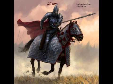 Parthians defeated Romans