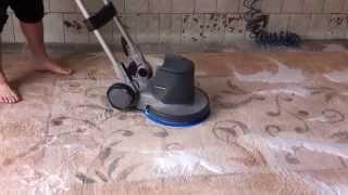 видео Химчистка всех видов ковровых покрытий на дому в Киеве