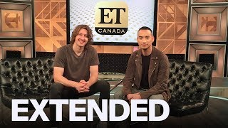 Dean Lewis Talks 'Be Alright,' North American Tour | EXTENDED