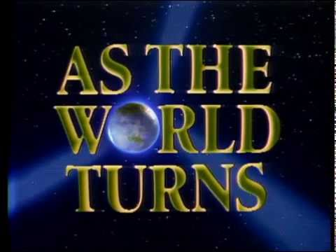 As the World Turns - Recreated 1981 Opening and Bumpers