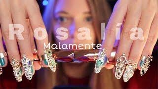 💃🏼 * Así haría ROSALÍA ASMR | Video para DORMIR en Español [[Tapping]] | Love ASMR