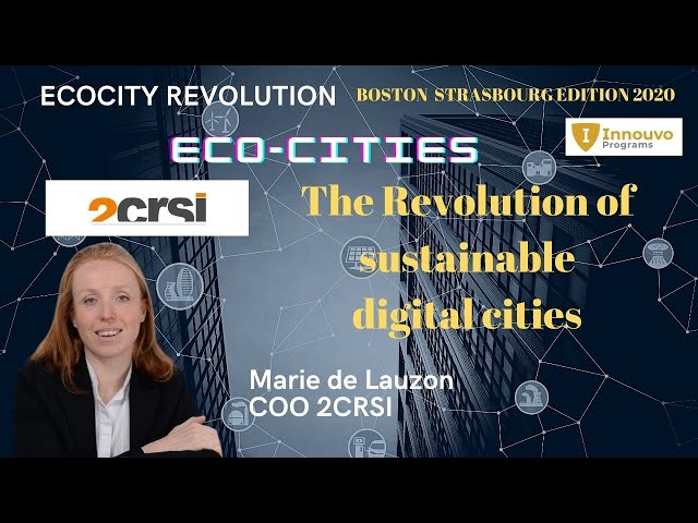 The Revolution of sustainable cities with Clean Tech Infrastructure
