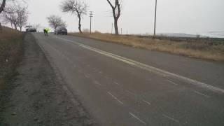 Accident grav Botosani - Saveni 18 dec 2016
