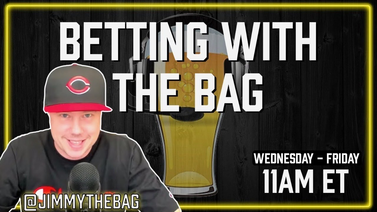 Download Sports Betting Live | Betting with the Bag | MLB | NCAAF | NBA | NHL | Wed, Oct 20th