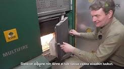 Kokemuksia KWB biokattilasta - Jussi Suomaa