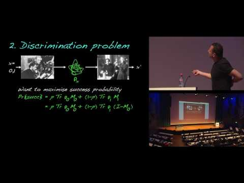 ISIT 2017 | Andreas Winter | Reading and Hiding Data in Quantum Systems | 2017-06-26