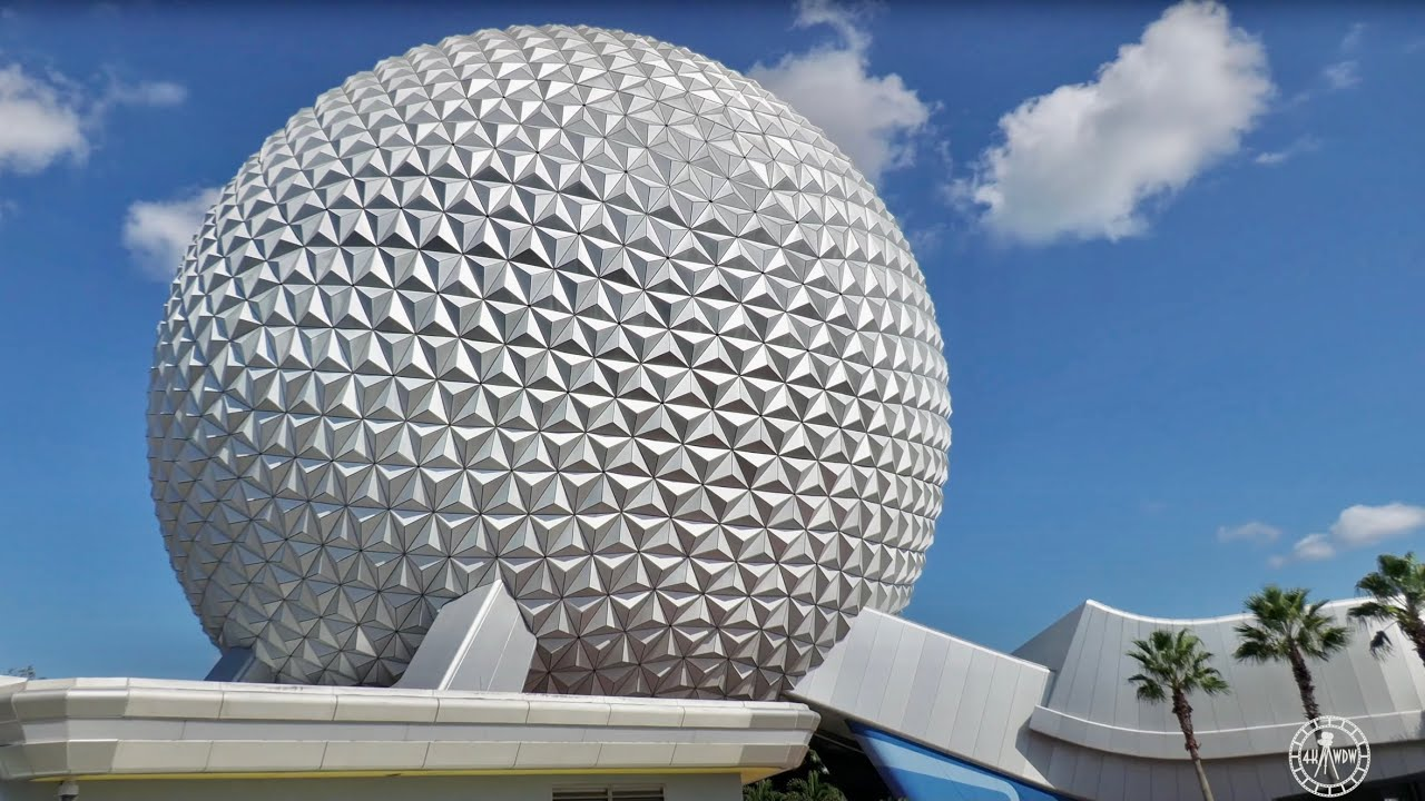 EPCOT 2020 FULL Walking Tour in 4K   Walt Disney World Orlando Florida Theme Parks October 2020