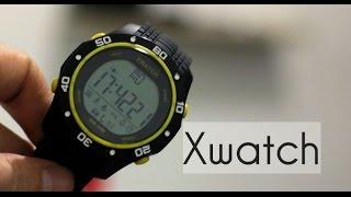 Одежда Фитнеса и Спорта. Xwatch Год без Зарядки Лучшие Смарт Фитнес Часы для из Китая