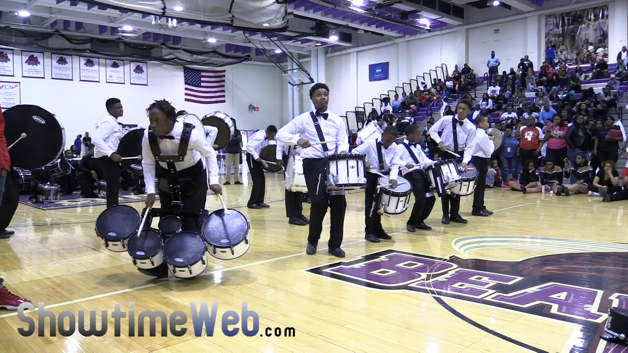 Drumline 01 - 2018 Battle in the Apple