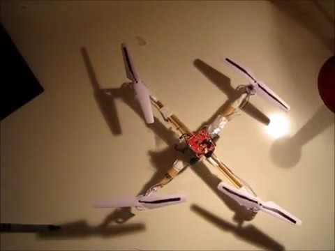 Como aser un Dron casero