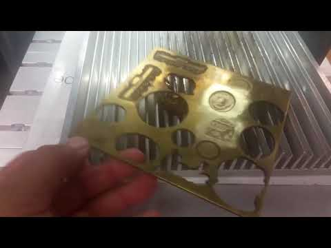 Laser engraving and cutting of Gold, Silver and all precious metals    OPTIC TECH