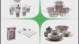 Посуда! Весенние скидки 2016 в ТК