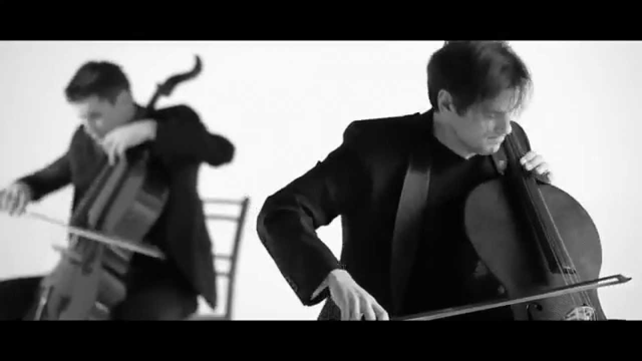 "2CELLOS - ""Mombasa"" from INCEPTION"