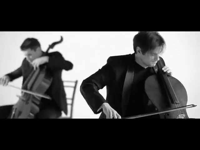 """2CELLOS - """"Mombasa"""" from INCEPTION"""