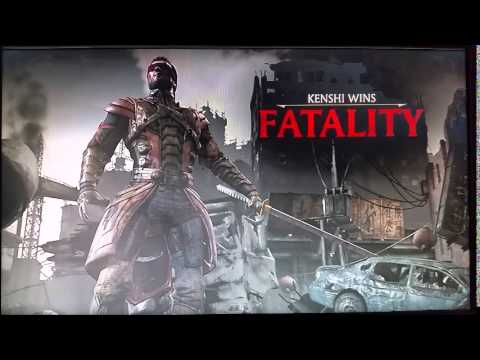 TOP 10 FATALITIES Mortal Kombat X