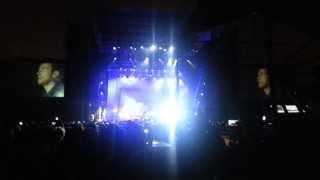 Blur - To the end (En vivo en Lima)