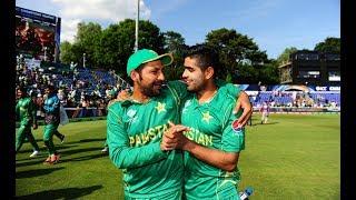 ICC Champions Trophy: India vs Pakistan   Pre-Match Press Conference   Sarfraz Ahmed   Mickey Arthur