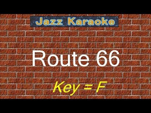 """JazzKara  """"Route 66"""" (Key=F)"""