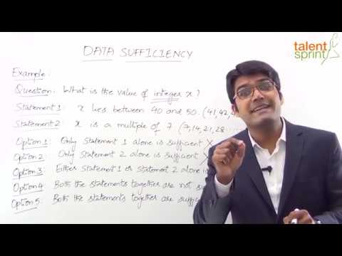 Data Sufficiency in  Hindi    Banking Careers
