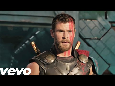 Thor Ragnarok - Immigrant Song( Official Music Video )