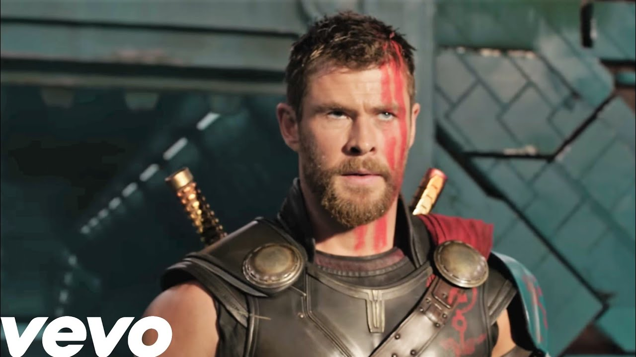 Thor Ragnarok Immigrant Song Official Music Video Youtube