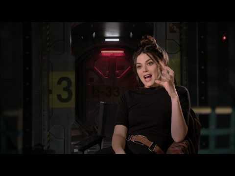 Alien: Covenant: Callie Hernandez Behind the s Movie