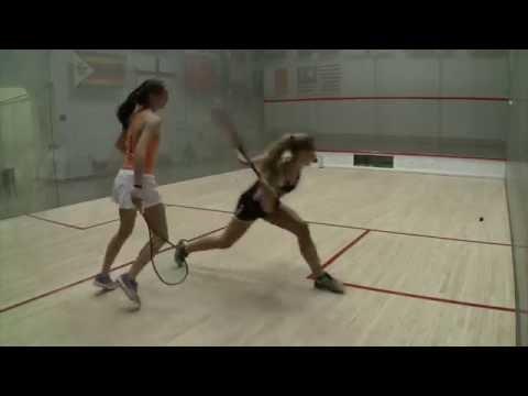 2016 Women's College Squash Team Championships (Kurtz Cup): Dartmouth and Virginia #2s