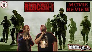 """Redcon-1"" 2019 Zombie Action Movie Review - The Horror Show"