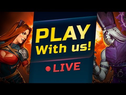 Russian Community live stream with T-Bone! 🤘💣