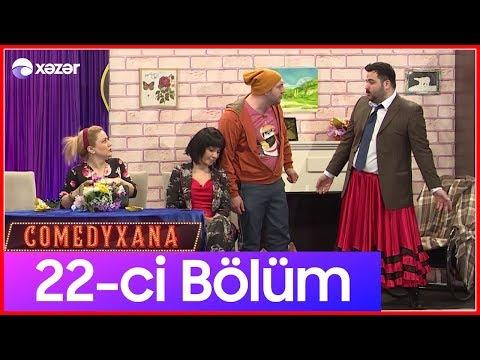 Comedyxana 22-ci Bölüm 14.03.2020