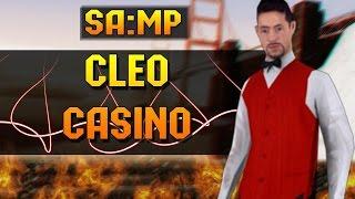Скачать клео для казино самп рп игровые автоматы онлайн бесплатно сердечки