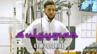 Suleyman testar Gym