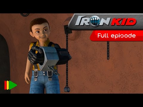 Iron Kid (English) - 06 - Orange Mama