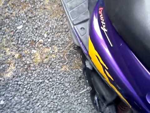 скутер peugeot buxy