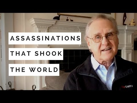 Stephen Lewis: Week in Review 173 — Assassinations That Shook the World