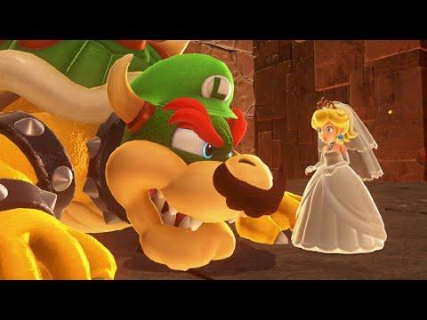 Super Luigi Odyssey - Final Boss + Ending