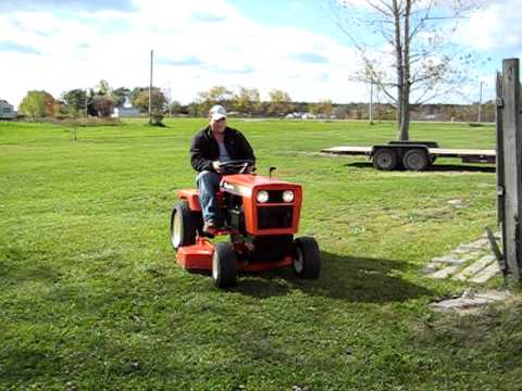 cutting grass with simplicity garden tractor 7100 series doovi